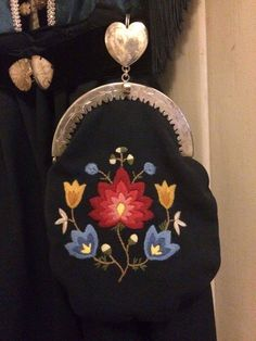 Norway, Fashion Backpack, Coin Purse, Textiles, Costumes, Embroidery, Wallet, Bags, Travel Ideas