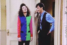 """The Top 27 Outfits Fran Drescher Wore In """"The Nanny"""" Source by kayeehbee Dress Quirky Fashion, Fashion Mode, Colorful Fashion, 90s Fashion, Nanny Outfit, 90s Outfit, Cher Horowitz, Fran Drescher, Nanny Show"""