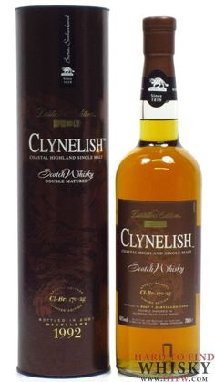 Clynelish 15 (Distillers edition, finished in Oloroso Seco Casks), Highland Scotch Whiskey, Irish Whiskey, Bourbon Whiskey, The Distillers, Single Malt Whisky, Water Life, Whiskey Bottle, Liquor, Liquid Gold