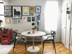 An Art Director's Hip Brooklyn Half Loft, Half Studio | Apartment Therapy