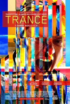 Superbe affiche du prochain film de Danny Boyle