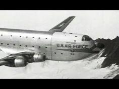 Douglas C-124 Globemaster II in Delco Car Battery Commercial circa 1958 GM: http://youtu.be/Ipcjwq3e6U4 #history #aviation #aircraft