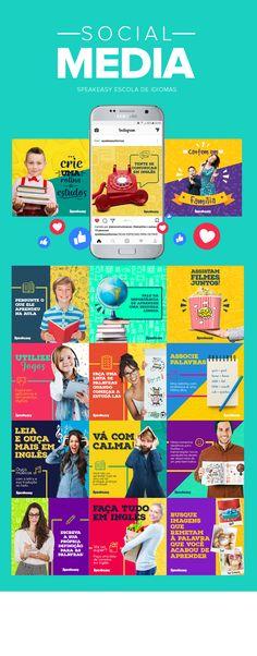 Desenvolvimento de uma posts trazendo dicas para facilitar o aprendizado da língua inglesa.