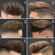 Pick one✔️ Tag a friend✔️ : @javi_thebarber_