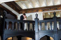 Balcony. Vintage Ballroom Mezzanine. Alden Castle. A LONGWOOD Venue.   Michele Conde Photography // http://micheleconde.com/