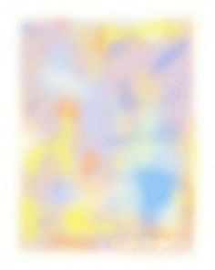 stare at the middle of the image for 10 seconds without blinking, ;-)