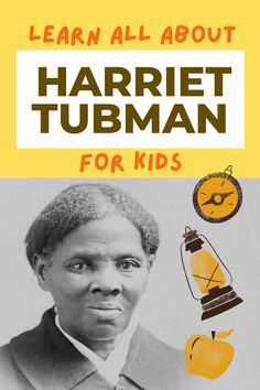 Need women history month activities for kids? Try Harriet Tubman lesson plans! #WomenInHistory #Lessons #homeschooling #blackhistory Teacher Lesson Plans, Free Lesson Plans, Preschool Lesson Plans, Harriet Tubman For Kids, Harriet Tubman Quotes, American History Lessons, Free Activities For Kids, Social Studies Resources, Underground Railroad