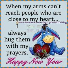 Praying for a better year