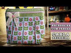 Vida com Arte | Bolsinha da Vovó por Márcia Roberta - 06 de Novembro de 2014 - YouTube