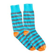 J. Crew - Lightweight patter socks