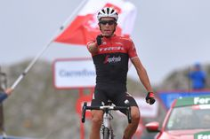 Alberto Contador  Spanish former professional cyclist. He is one of the most successful riders of his era, winning the Tour de France twice (2007, 2009), the Giro d'Italia twice (2008, 2015), and the Vuelta a España three times (2008, 2012, 2014). He is one of only six riders to have won all three Grand Tours of cycling. He has also won the Velo d'Or a record 4 times.