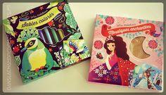 «Sables colorés : oiseaux de paradis» & «Mosaïques enchantées : Contes de fées» (Mes créations)   dans la chambre de mes enfants - loisirs créatifs