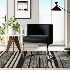 Ebern Designs Chamisa Swivel Bar & Counter Stool & Reviews | Wayfair Modern Dining Chairs, Upholstered Dining Chairs, Dining Room Chairs, Side Chairs, Chair Upholstery, Dining Set, Counter Bar Stools, Upholstered Platform Bed, Furniture Deals