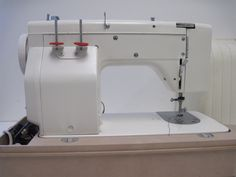 Morse Model 7200 Sewing Machine w Pedal Case | eBay