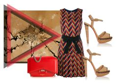 """Don't Question the Angles"" by lovetodrinktea ❤ liked on Polyvore featuring Christian Louboutin, Gucci and Givenchy"