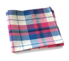 Pocket square 100% cotton   www.gabrielc.co