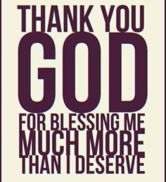 So blessed!!!!