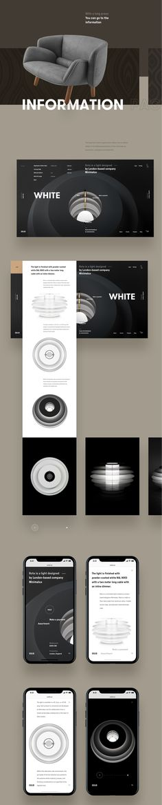 Web Design and Motion Design Inspiration: SOLID