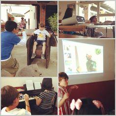 Actividades en clase teoría y práctica