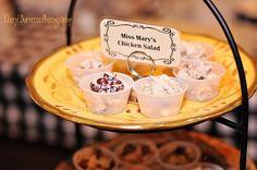 Miss Mary's Chicken Salad at Taste of Homewood 2012.