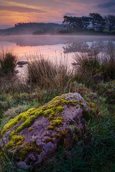 Knapps Loch, Scotland. David Mould