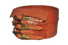 Slovakia, Zdiar Embroidery, Bracelets, Leather, Jewelry, Fashion, Moda, Needlepoint, Jewlery, Jewerly