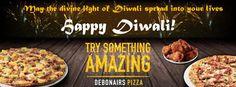 Happy Diwali pizza lovers! #HappyDiwali #Diwali Pizza Special, Happy Diwali, Lovers, Beef, Food, Meat, Essen, Meals, Yemek