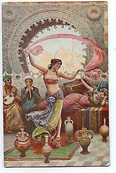 Belly Dance Orientalism