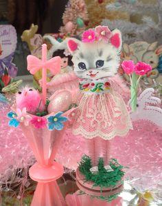 Vintage Inspired Easter SuGaR SwEeT Spring Keepsake Little
