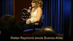 Respuesta de la politóloga guatemalteca Gloria Álvarez en su última conferencia en Argentina. Periodista Walter Raymond PoorManRay productions