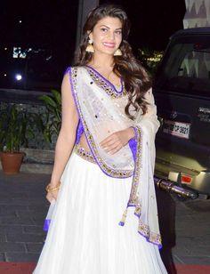 Jacquline Fernandes at Tulsi Kumar's Wedding - 2