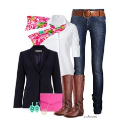 """""""Lilly P"""" by archimedes16 on Polyvore"""