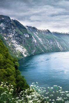 The Seven Sisters, Norway