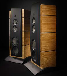 High End Audio Equipment For Sale High End Speakers, High End Hifi, Tower Speakers, Monitor Speakers, High End Audio, Top Audio, Audiophile Speakers, Hifi Audio, Wireless Speakers