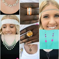 The New Spring Line is Available! $5 jewelry is where its at  Www.theglamjunky.com  #jewelry #bracelets #necklaces #rings #earrings #headbands #fun #trendy  #affordable #fashion