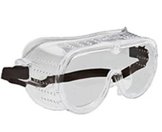 New Eye Protection Protective Lab Clear Goggles Glasses Vented Safety SUPER NICE #ERB