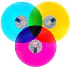 ( ) Baixa Relevancia ( ) Relevante (X) Alta Relevancia / Justificativa: CMYK vinyl