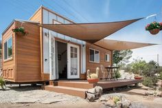 26' Tiny House on Wheels - The Zen Cottages