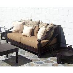 Plantation Sofa, Double