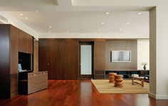 Ninth Avenue Apartment by Min | Day, via Behance