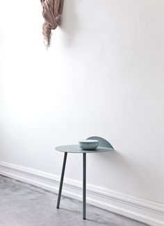 Wall table by Kenyon Yeh  for Menu