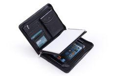 Compact Deluxe Leather Padfolio Case, Fits iPad mini 3 / iPad mini 2 / iPad mini and Junior Legal Paper XIAOZHI http://www.amazon.com/dp/B00JJRDKTS/ref=cm_sw_r_pi_dp_9jtTvb052HGGT