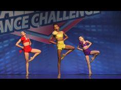 Tears!  Choreography by Shannon Mather  Mather Dance Company    Dancers  --- Simone Cameresi (red), Samantha Grayson (blue), Audrey Lee (green), Autumn Miller (purple), Genneya Walton (yellow).