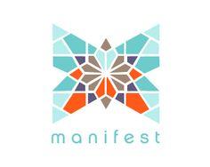 Manifest. 20 Diseños de logos con polígonos y formas geométricas