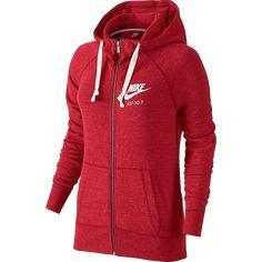 da60db449214 Nike Women s Gym Vintage Hoody-dk grey-s