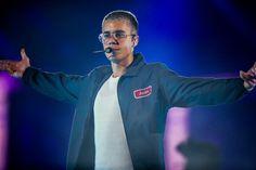 Justin Bieber  2017  Purpose World Tour