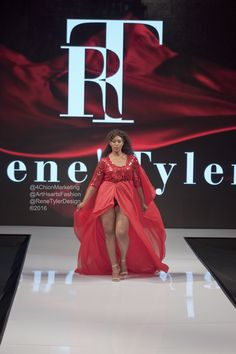 Rene Tyler at #ArtHeartsFashion #LAFW #curves #curvesrule #fashion #model #runway #FW16 #LAFW16 #ArtHeartsFashion #plussize #plussizefashion #lafashionweek