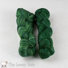 Verdes (203) - Malabrigo, Lace