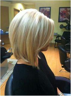 Medium A Line Bob Haircuts 10 classic
