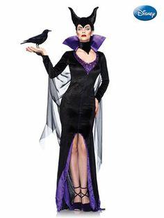 Women's Sleeping Beauty Maleficent Disney Costume   Wholesale Sleeping Beauty Maleficent Disney Adult Costume Halloween Costumes for Totally...